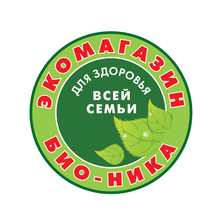 экомагазин БИО-НИКА ГЛАВНОЕ ЛОГО
